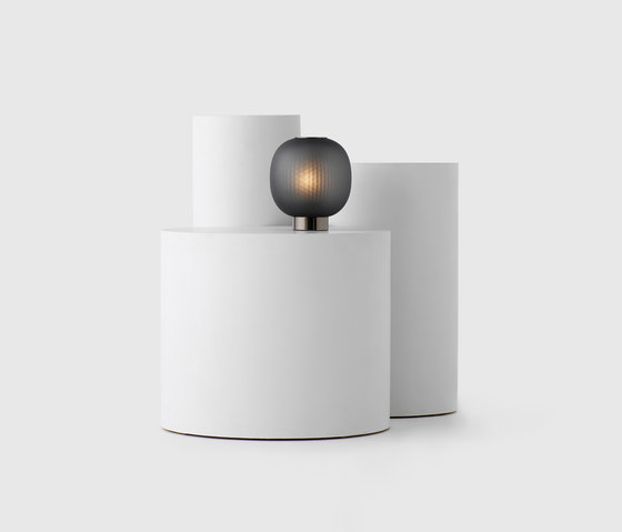 Bloom Table Light - Black by Resident | Table lights