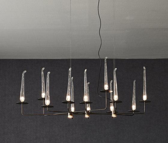 Lancelot by Cattelan Italia | Suspended lights