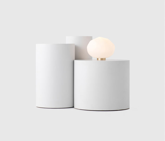 Parison Table Light - White by Resident | Table lights