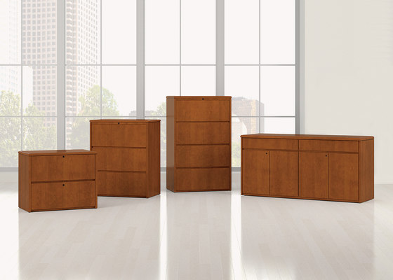 Arrowood Storage de National Office Furniture | Aparadores