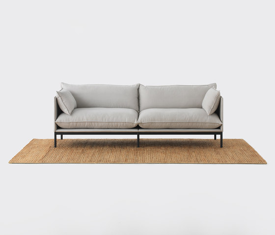 Carousel Sofa - Low Back by Resident | Sofas