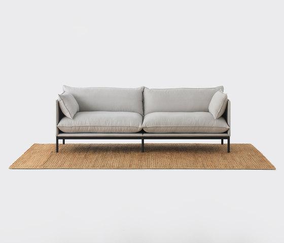 Carousel Sofa - Low Back de Resident | Sofás