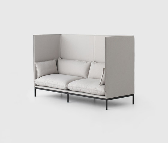 Carousel Sofa - High Back by Resident | Sofas