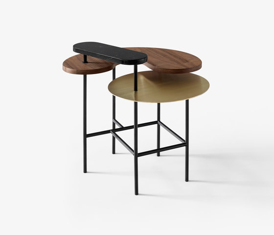 Palette Table JH8 by &TRADITION | Side tables