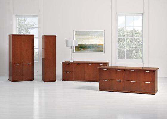 Captivate Storage de National Office Furniture   Aparadores