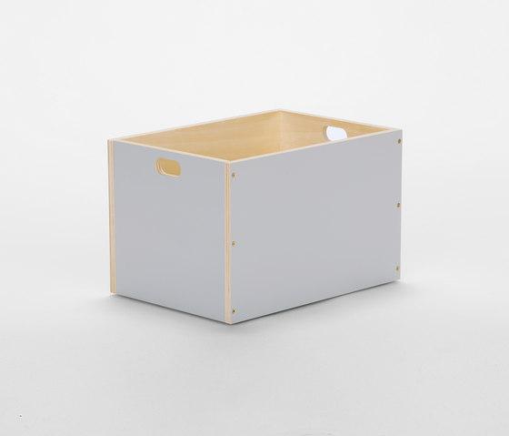 Linden Box | L by Moheim | Storage boxes
