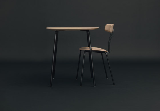 Okito Table de Zeitraum | Tables de bistrot