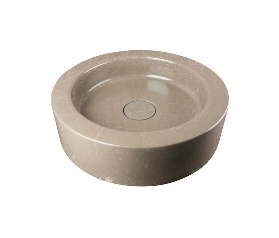 Toko | Countertop Wash Basin by BAGNODESIGN | Wash basins