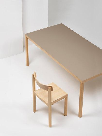 Primo Table   MC14 de Mattiazzi   Mesas comedor