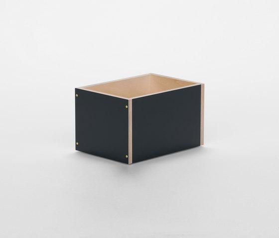 Linden Box Half | M von Moheim | Behälter / Boxen