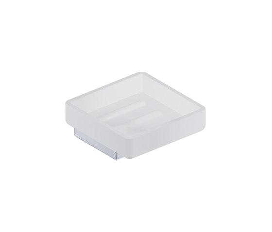 Zephyr | Soap Dish Holder by BAGNODESIGN | Toothbrush holders