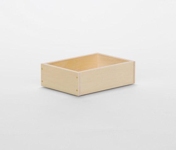 Linden Box Half | S by Moheim | Storage boxes
