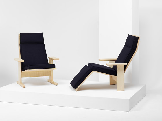 Quindici Chaise Longue | MC15 by Mattiazzi | Chaise longues