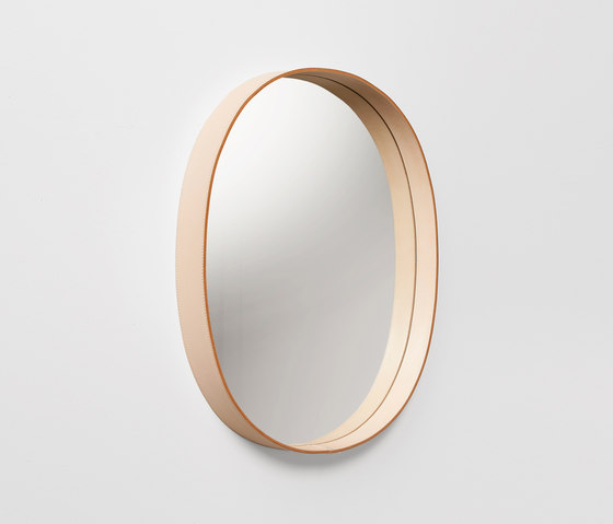 Oval Mirror by Moheim | Mirrors