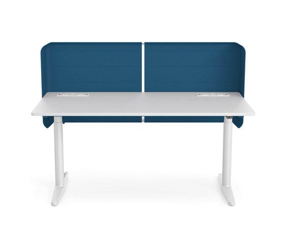 Tyde single tables di Vitra | Tavoli contract