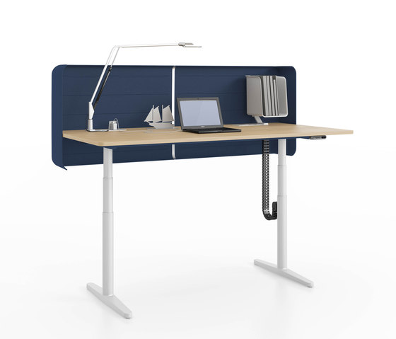 Tyde single tables de Vitra | Tables collectivités
