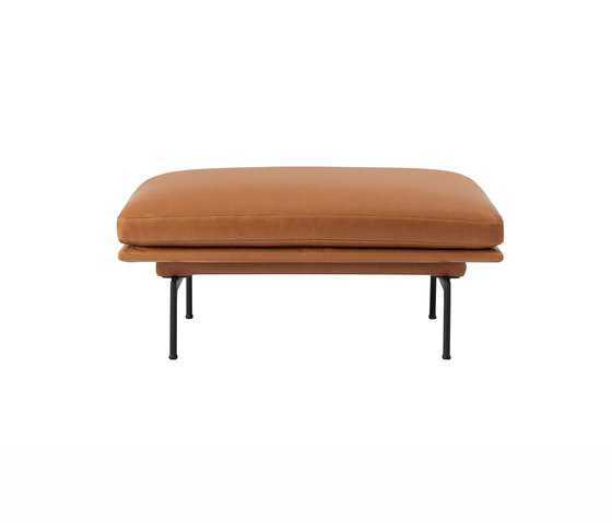 Outline Pouf by Muuto | Poufs
