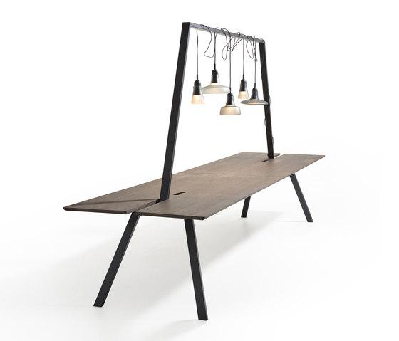 Dock Counter table de Lande | Bureaux