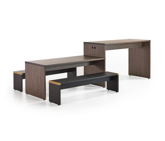 Extru Table de Lande | Mesas contract