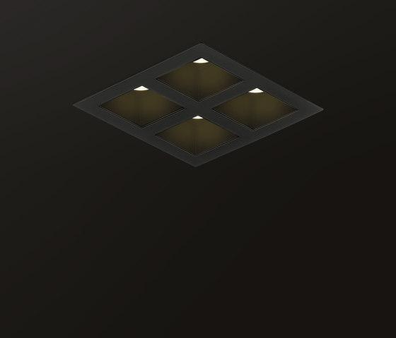 Bitpop 2.2 di L&L Luce&Light | Lampade soffitto incasso