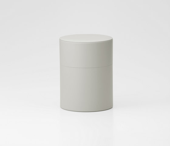 Tin Canister   M by Moheim   Storage boxes