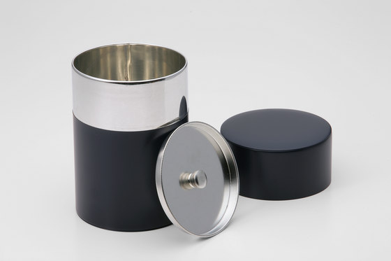Tin Canister | M by Moheim | Storage boxes