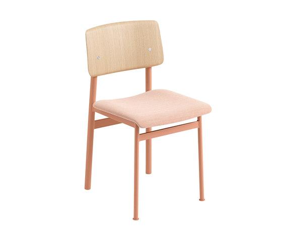 Loft Chair | Textile de Muuto | Sillas