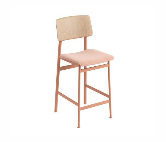 Loft Counter Stool   Textile by Muuto   Bar stools