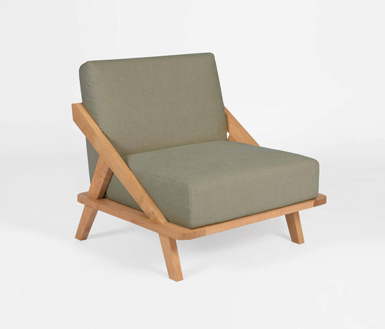 Nordic Space Chair di ellenberger | Poltrone