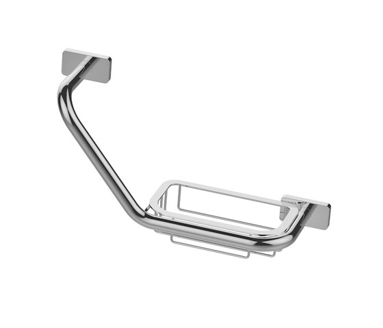 Chic 14 Bath handle, angled by Bodenschatz   Grab rails