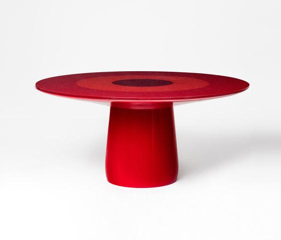 Roundel | Dining table de Baleri Italia | Mesas comedor