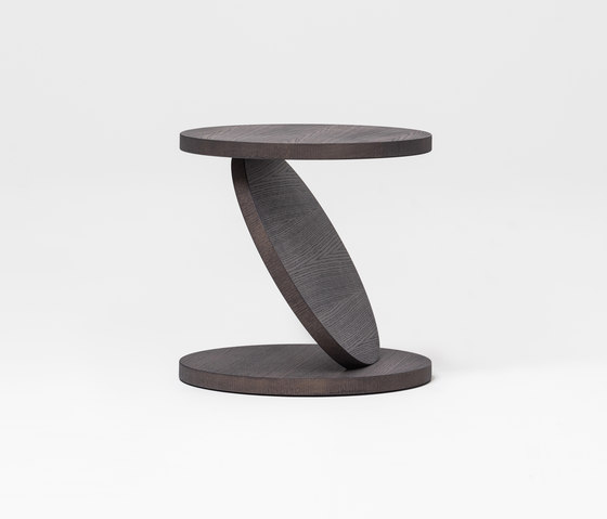 Match Point | Low coffee table de Baleri Italia | Tables d'appoint