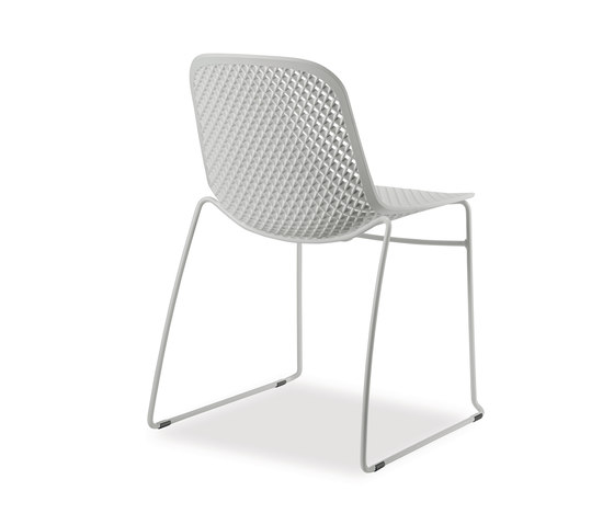 I.S.I. | Stackable chair by Baleri Italia | Chairs