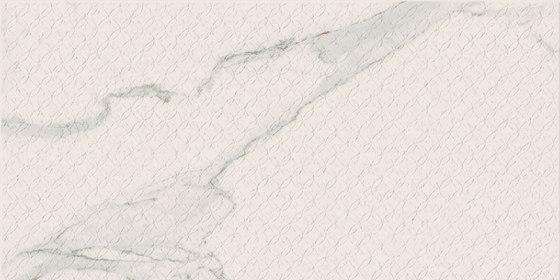 Motif Extra | Calacatta Gold Rett Emb de Marca Corona | Carrelage céramique