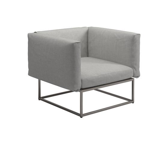 Cloud Lounge Chair von Gloster Furniture GmbH | Sessel