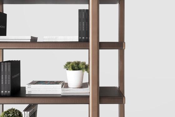 4225 libreria di Tecni Nova | Scaffali