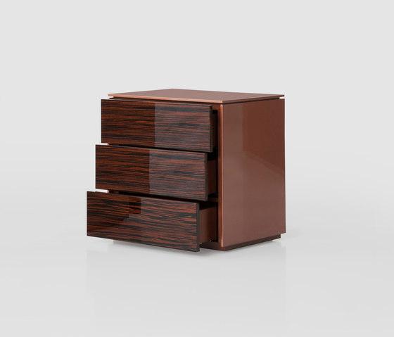 4233 table de chevet de Tecni Nova | Tables de chevet