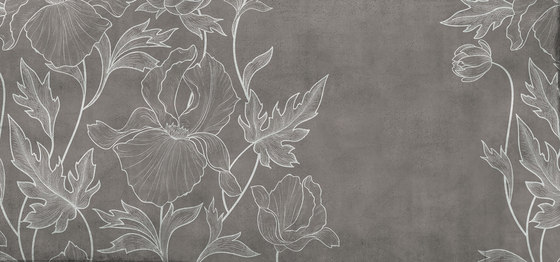 concrete | flower cement di N.O.W. Edizioni | Quadri / Murales