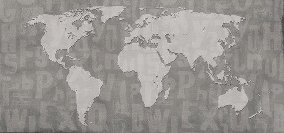 concrete   mondo di N.O.W. Edizioni   Quadri / Murales