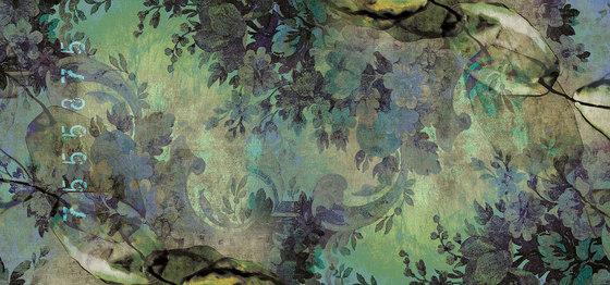 david | crystal flower by N.O.W. Edizioni | Wall art / Murals