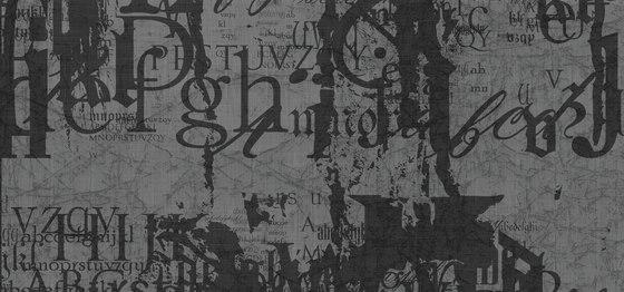 grunge   typo typo by N.O.W. Edizioni   Wall art / Murals