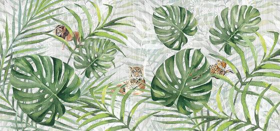 jungle | tropicalia by N.O.W. Edizioni | Wall art / Murals