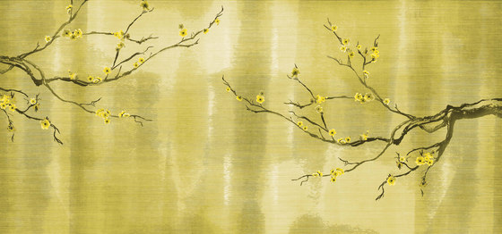 textile | sakura by N.O.W. Edizioni | Wall art / Murals