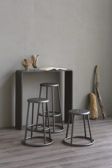 Industrial stool de ZEUS | Taburetes