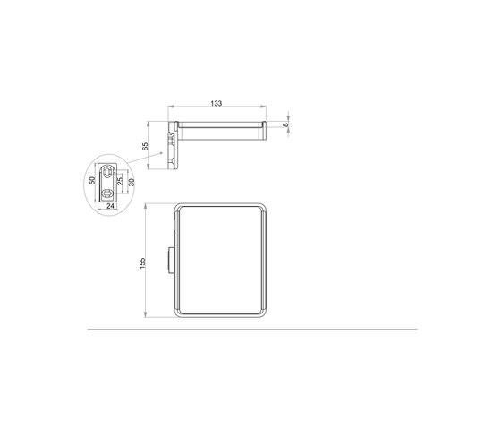 Lindo Shelf by Bodenschatz | Bath shelves