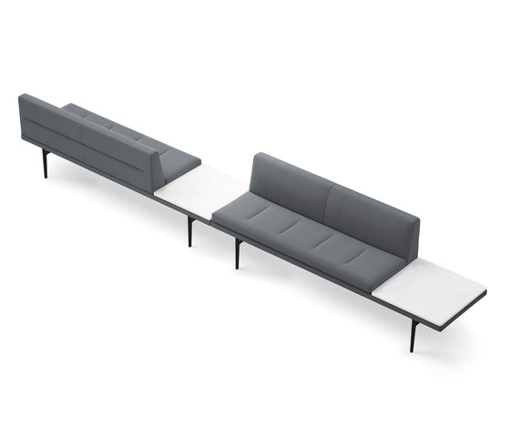 Parlez 70321|70322 by Keilhauer | Sofas