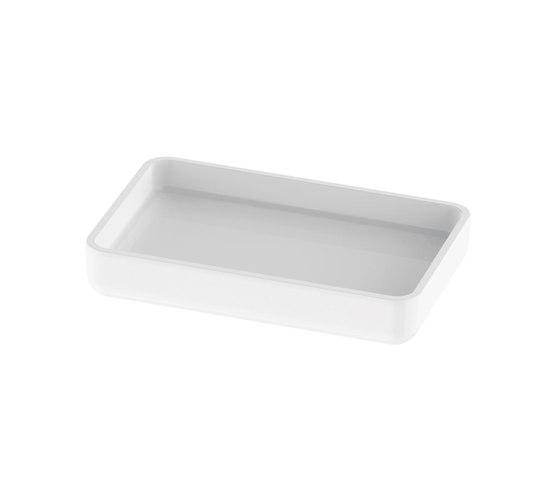 Liv Storage dish by Bodenschatz | Bath shelves