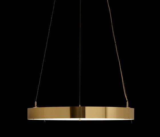 Bubble 1200 by Saas Instruments | Suspended lights