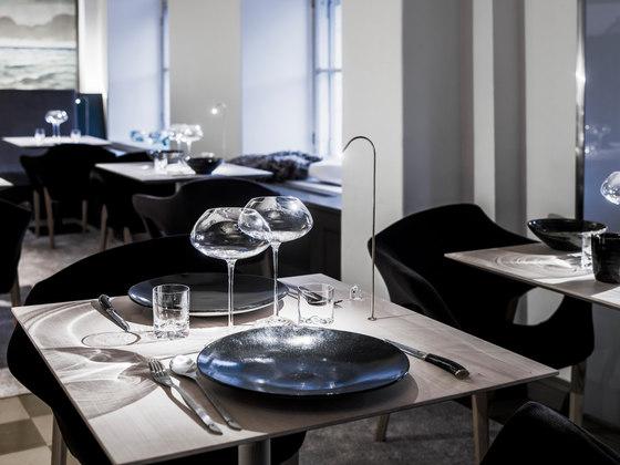 Lightware di Saas Instruments | Lampade tavolo