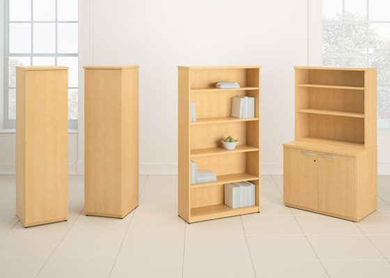 Flourish Storage by National Office Furniture | Shelving